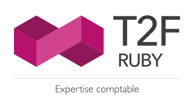 Groupe T2F Logo